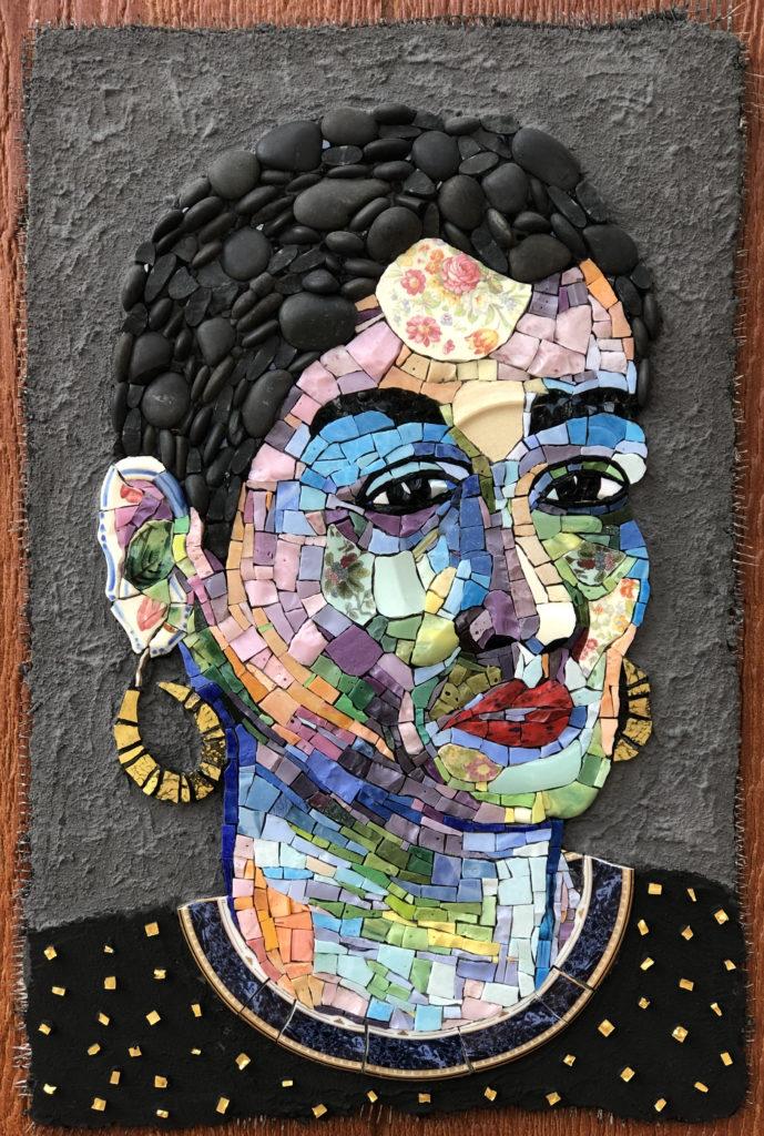 Gila Rayberg, Roses Return, 2018